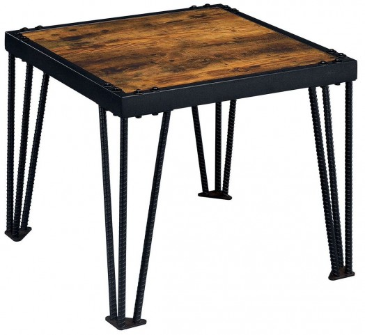 Dido Black End Table