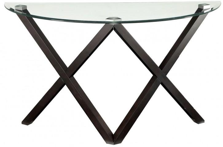 Meera Espresso Sofa Table