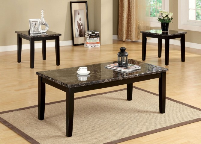 Fremont Espresso 3 Piece Occasional Table Set