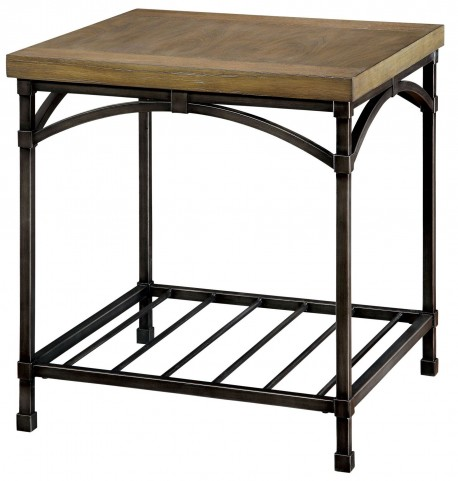 Wylde I Natural End Table