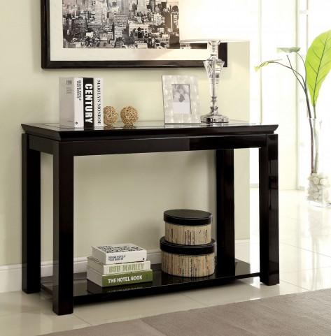 Venta Black Sofa Table
