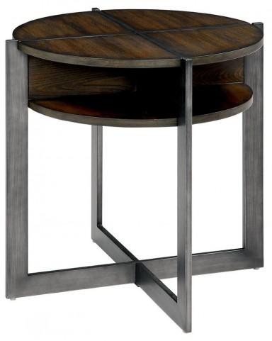 Matilda Dark Oak End Table