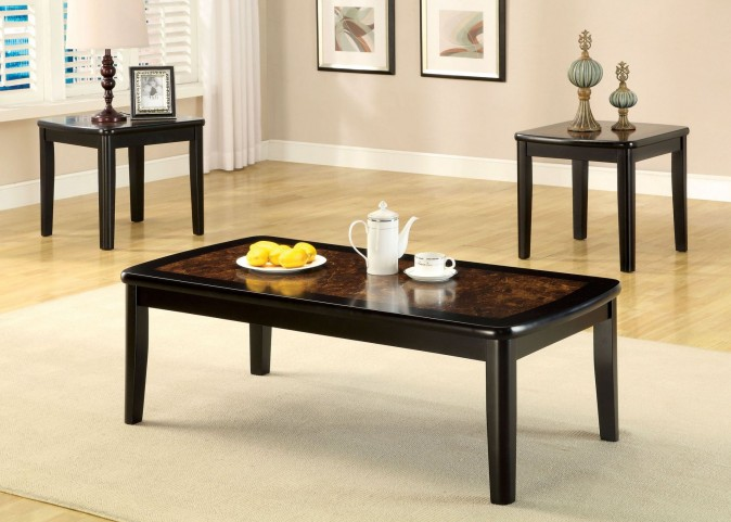 Hartly 3 Piece Occasional Table Set