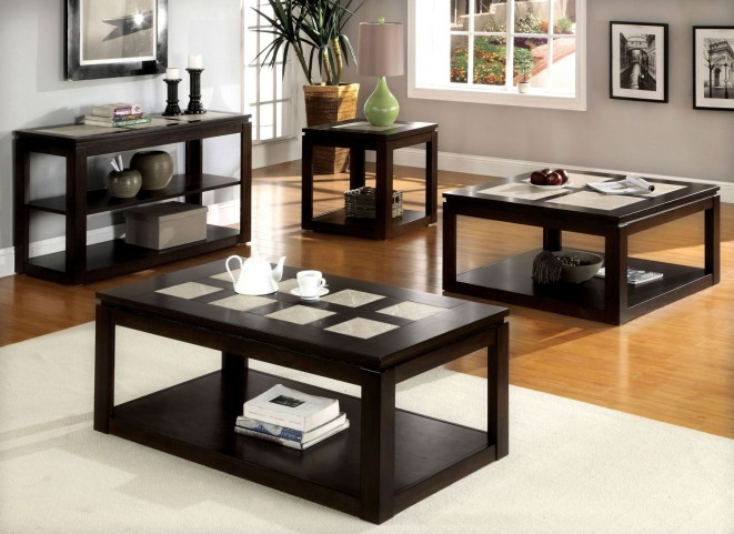 Verona Occasional Table Set