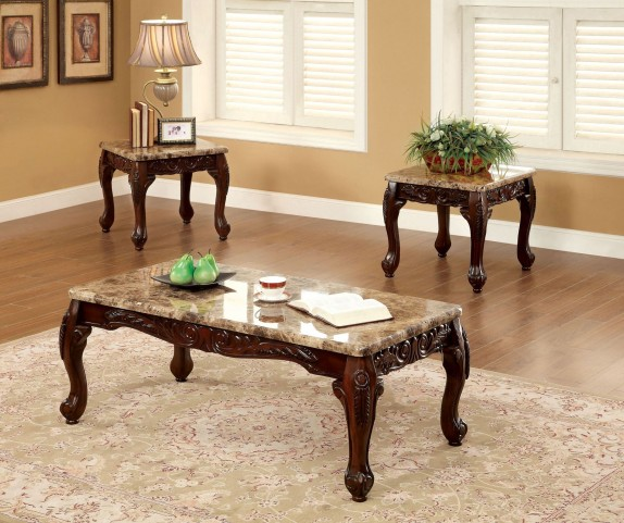 LeChester 3 Piece Occasional Table Set