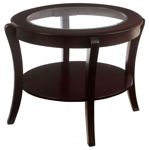 Finley Espresso End Table