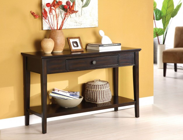 Middleton Dark Cherry Sofa Table