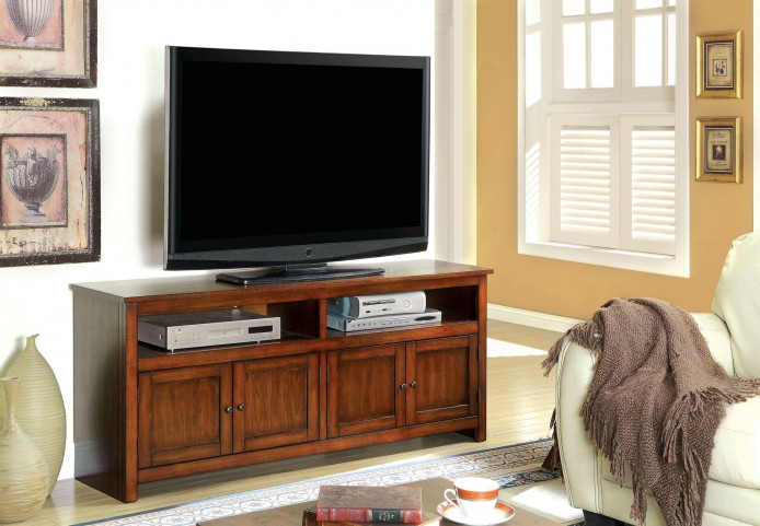 Regent 60 Antique Oak TV Console