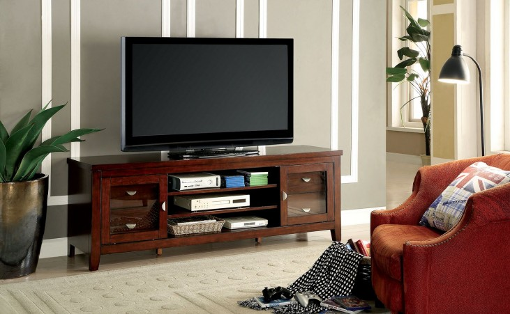 "Masie Rich Oak 72"" TV Stand"