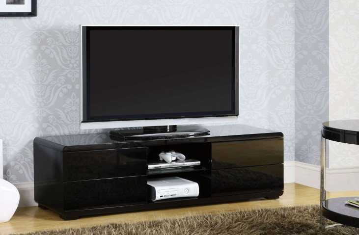"Cerro Black 59"" TV Console"