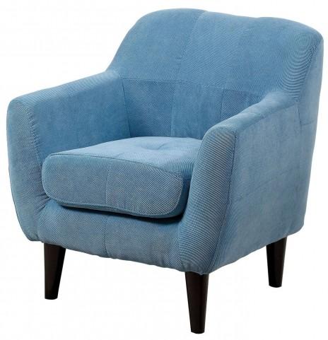 Heidi Blue Kids Chair