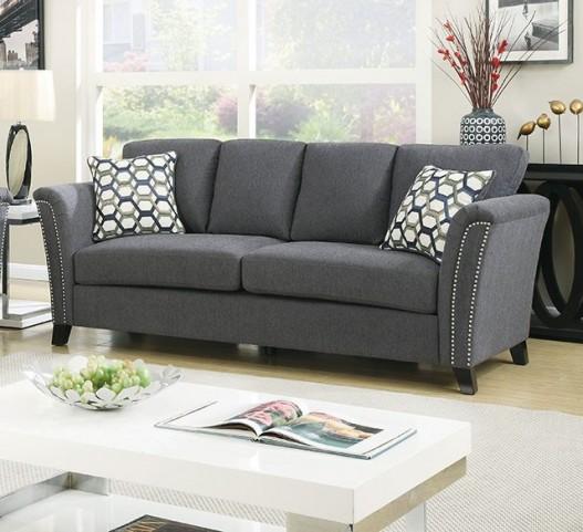 Campbell Gray Sofa