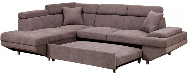 Foreman Brown Sectional
