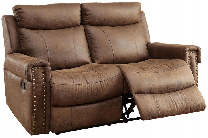 Geddes Brown Loveseat