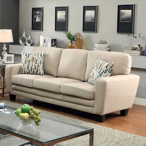 Saffron Beige Sofa