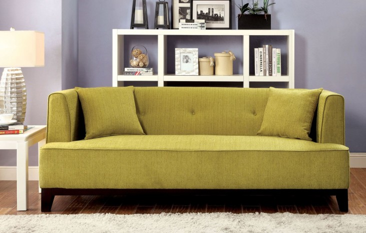 Sofia Lemongrass Sofa