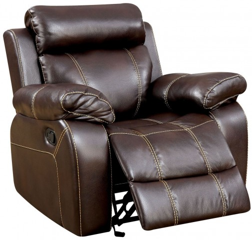 Chancellor Brown Recliner