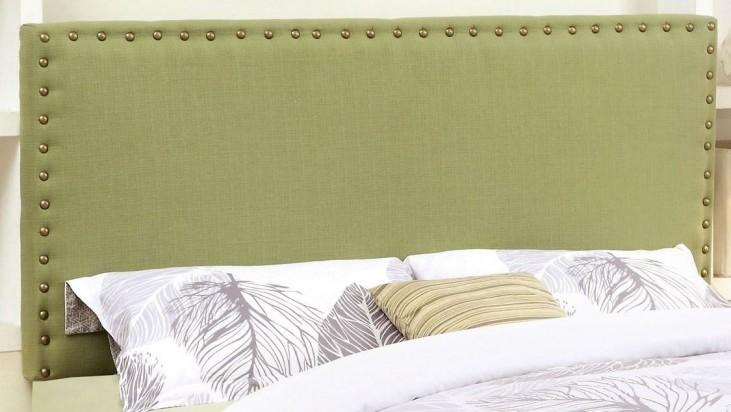 Herstal Green Full/Queen Size Headboard