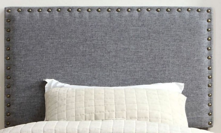 Herstal Gray Full/Queen Size Headboard