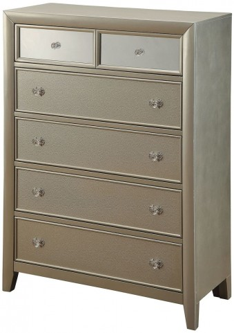 Briella Silver Chest