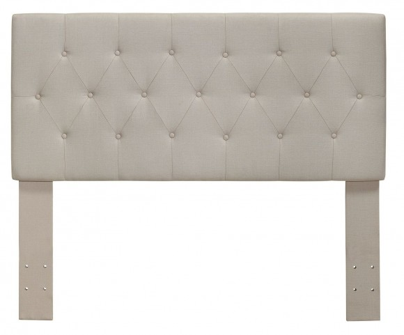 Leeroy II Ivory Full/Queen Headboard