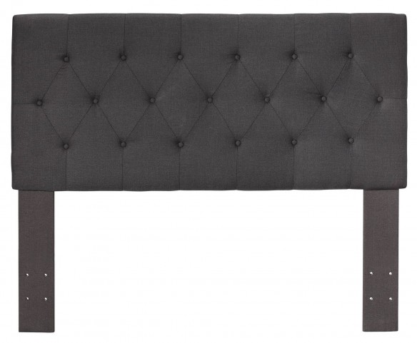Leeroy II Gray Full/Queen Headboard