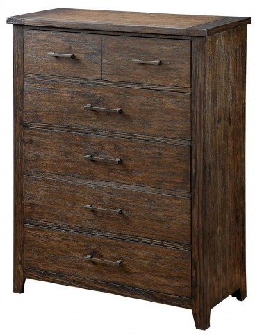 Ribeira Dark Walnut Chest