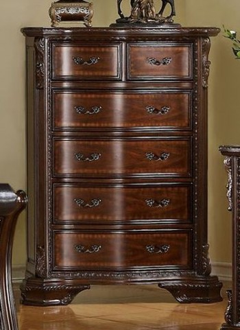 South Yorkshire Brown Cherry Chest