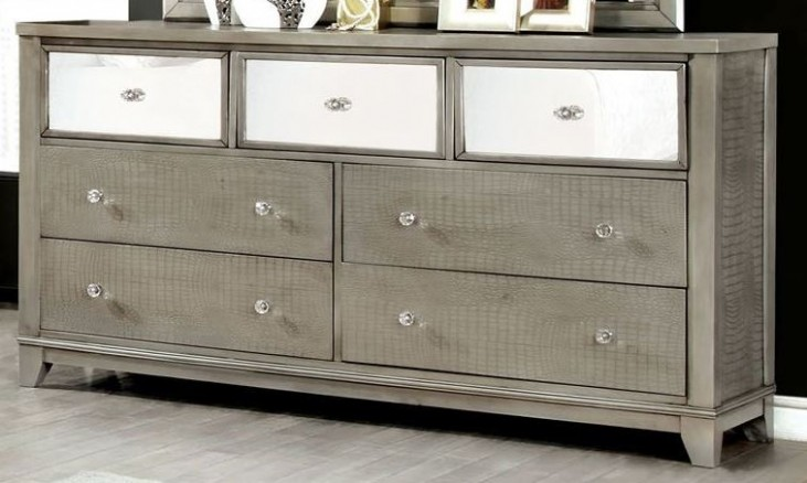 Bryant Silver Dresser