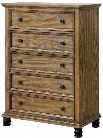 Mcville Dark Oak Chest