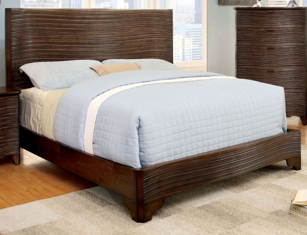 Bisbee Cognac Queen Bed