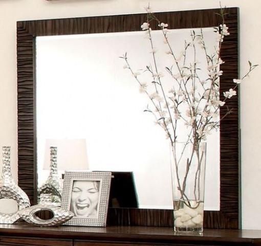 Bisbee Cognac Mirror
