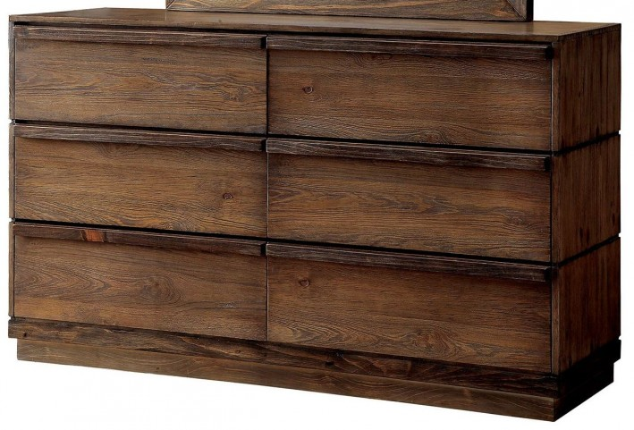 Coimbra Rustic Natural Dresser