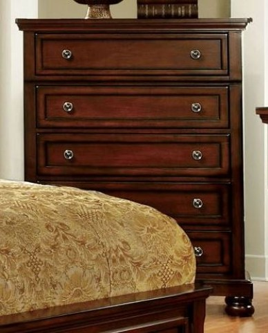 Northville Dark Cherry Chest