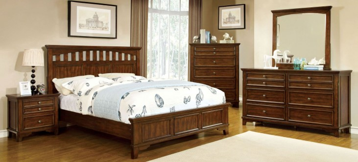 Chelsea Cherry Bedroom Set