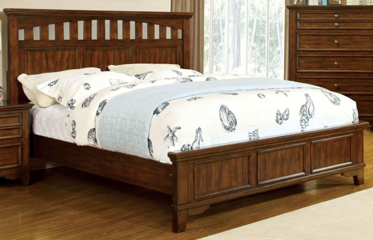 Chelsea Cherry Cal. King Bed