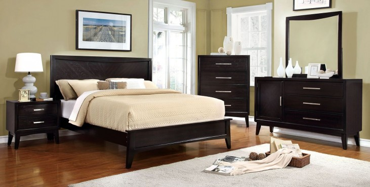 Snyder Espresso Bedroom Set