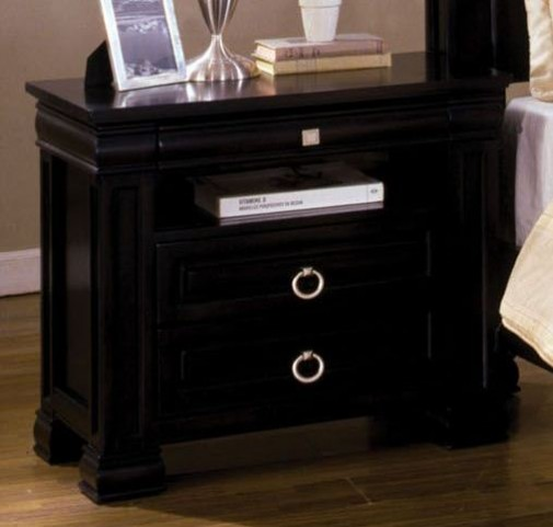 Cambridge Deep Espresso Nightstand