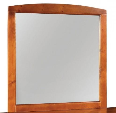 Omnus Oak Mirror