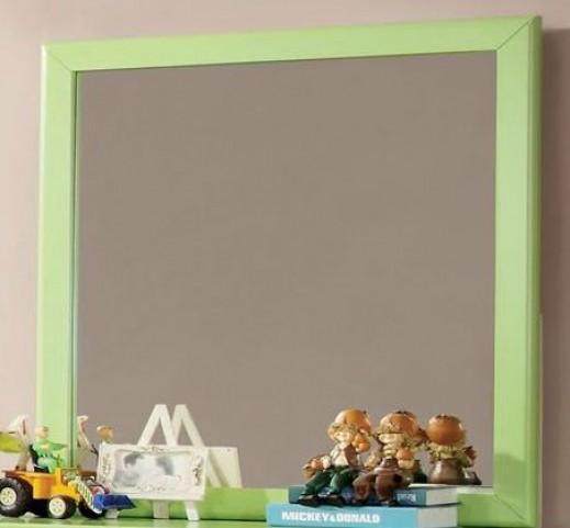 Prismo Green Mirror