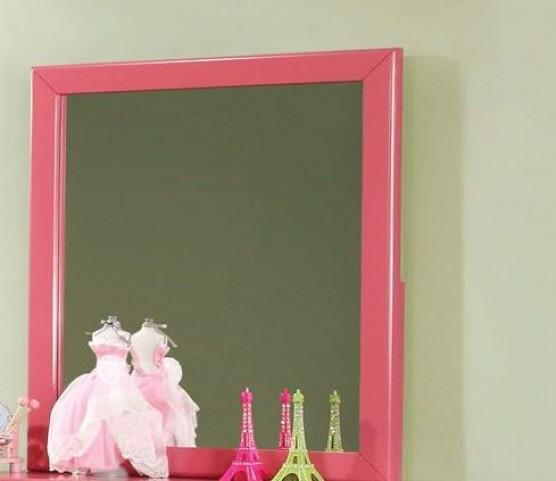 Prismo Pink Mirror