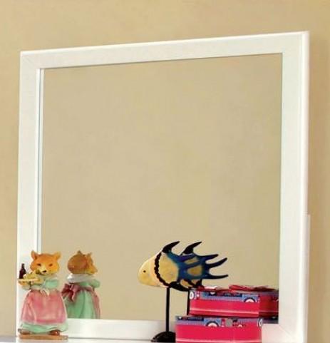 Prismo White Mirror