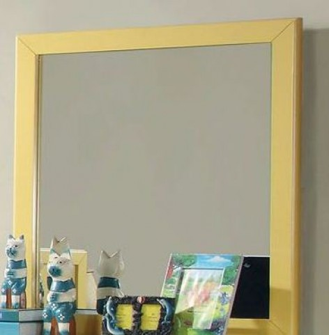 Prismo Yellow Mirror