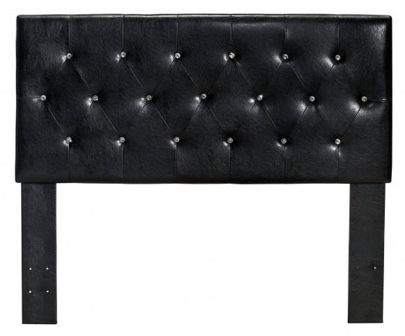 Velen II Black Full/Queen Size Headboard