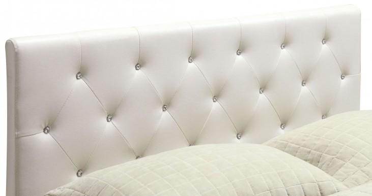 Velen II White Full/Queen Size Headboard