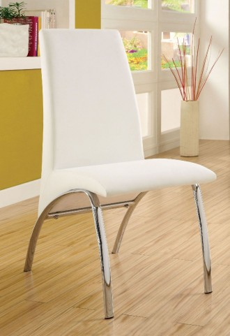 Glenview White Side Chair Set Of 2