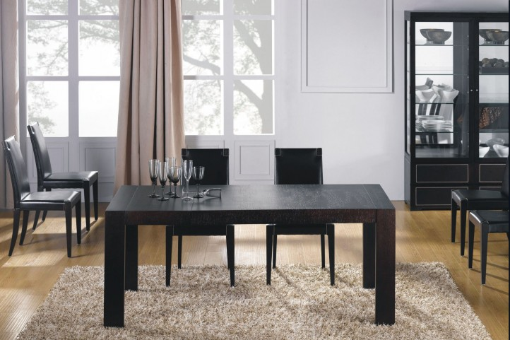 Colibri Extendable Rectangular Dining Room Set