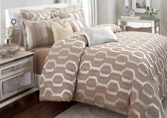 Como KIng 10 Pcs Comforter Set