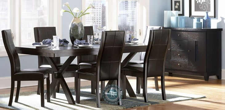 Sherman Extendable Dining Room Set
