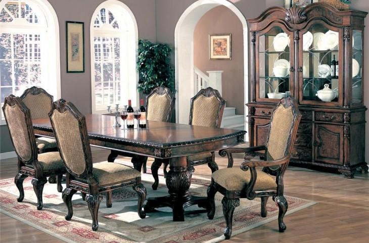 Saint Charles Dining Room Set - 100131